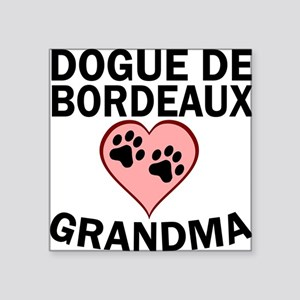 Dogue de Bordeaux Grandma Sticker