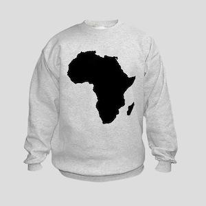 African Continent Sweatshirt