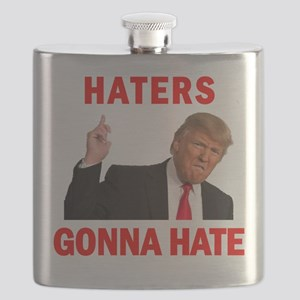 Trump Haters Flask