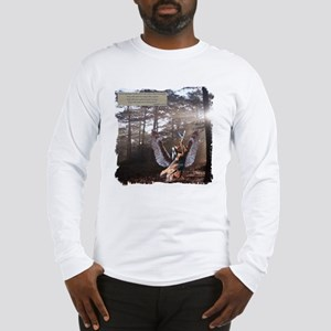 On Wings of Eagles Long Sleeve T-Shirt