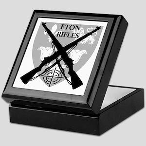 Eton Rifles Keepsake Box
