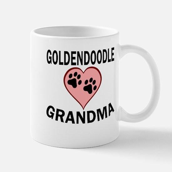 Goldendoodle Grandma Mugs