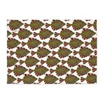Starry Flounder Pattern 5'x7'Area Rug