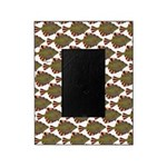 Starry Flounder Pattern Picture Frame