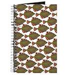 Starry Flounder Pattern Journal