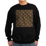 Starry Flounder Pattern Sweatshirt