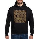 Starry Flounder Pattern Hoodie