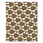 Starry Flounder Pattern Posters