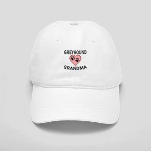 Greyhound Grandma Baseball Cap