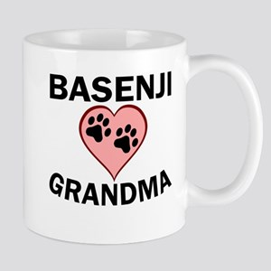 Basenji Grandma Mugs