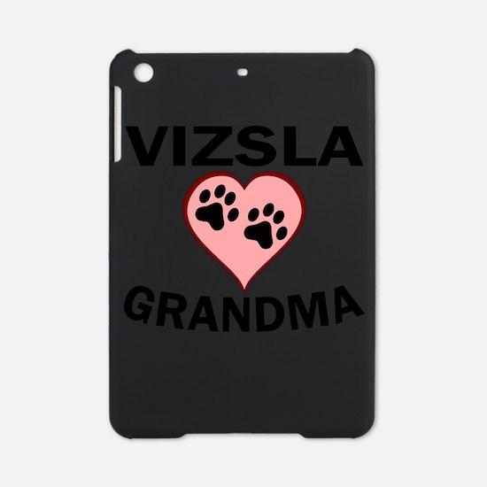 Vizsla Grandma iPad Mini Case