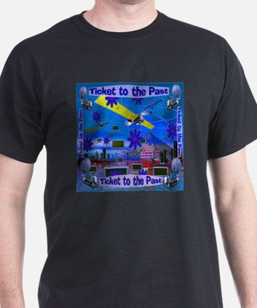 Ticket to the Past T-Shirt