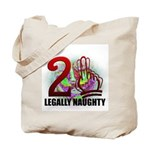 21st Gifts Tote Bag