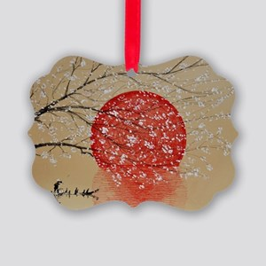 Japan Picture Ornament