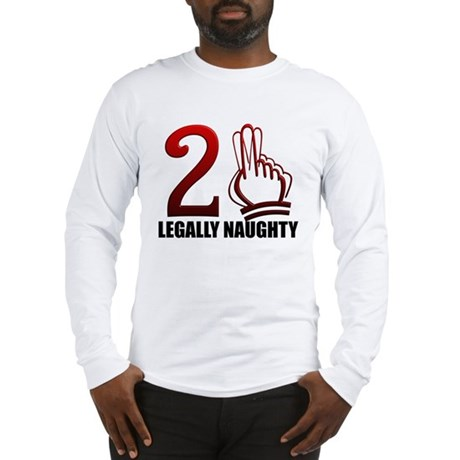 21st Gifts Long Sleeve T-Shirt