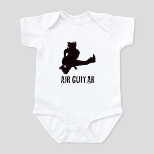Air Guitar Infant Bodysuit