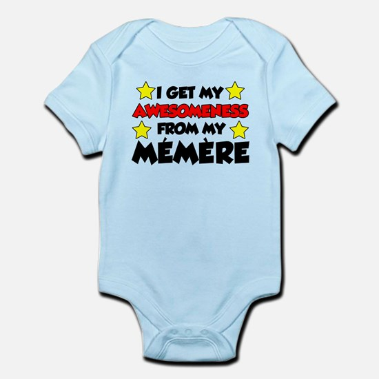 Awesomeness From Memere Body Suit