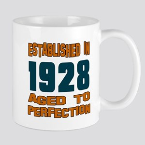 Established In 1928 Mug