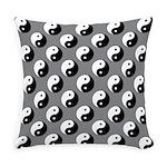 Yin Yang Everyday Pillow