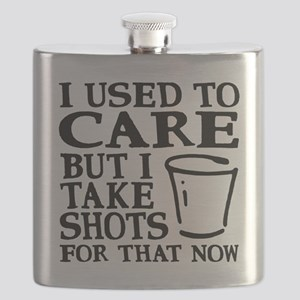 I Used To Care Flask