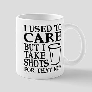 I Used To Care Mugs
