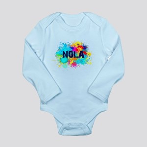 Good Vibes NOLA Burst Body Suit