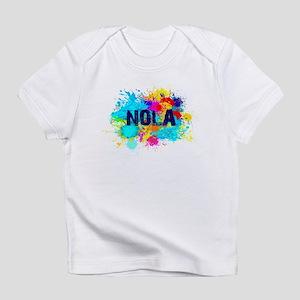 Good Vibes NOLA Burst Infant T-Shirt