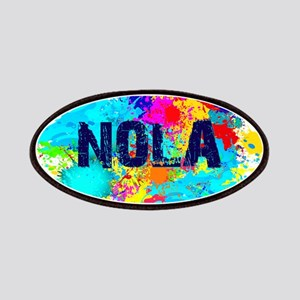 Good Vibes NOLA Burst Patch