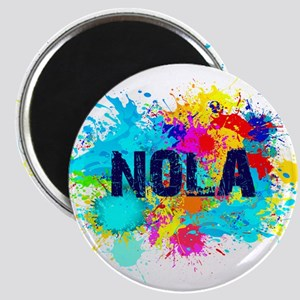 Good Vibes NOLA Burst Magnets