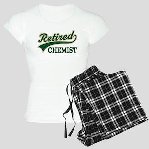 Retired Chemist Women's Light Pajamas
