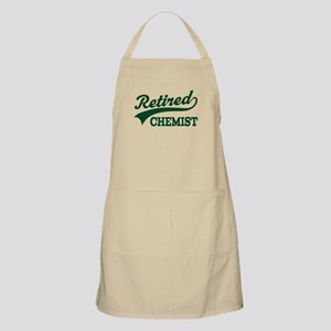 Retired Chemist Apron