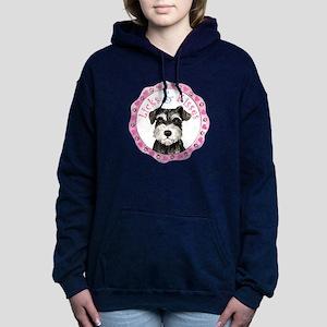 Miniature Schnauzer Valentine Sweatshirt