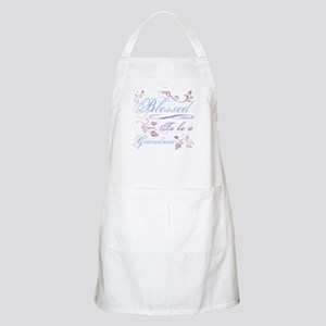 Blessed To Be A Grandma Apron