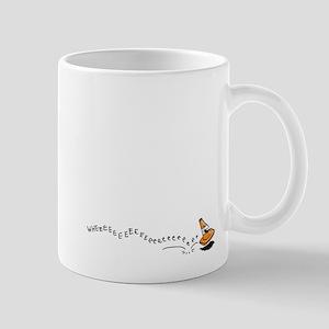 Causing Traffic (with glee) Mugs