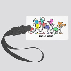 We've Got Culture! Large Luggage Tag