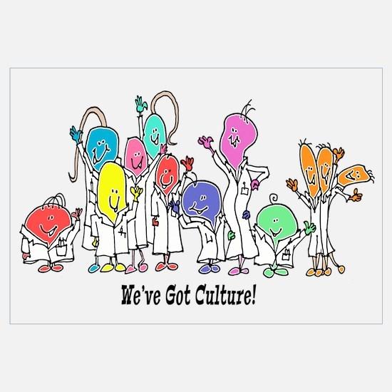We've Got Culture!