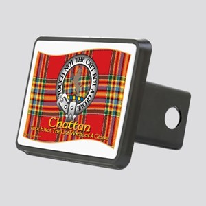 Chattan Clan Rectangular Hitch Cover