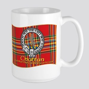 Chattan Clan Large Mug