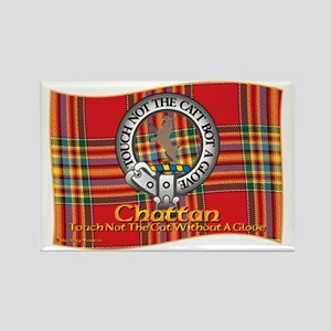 Chattan Clan Rectangle Magnet
