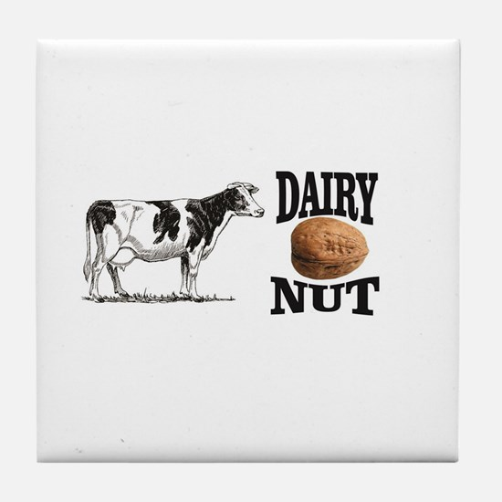 Dairy Nut Tile Coaster