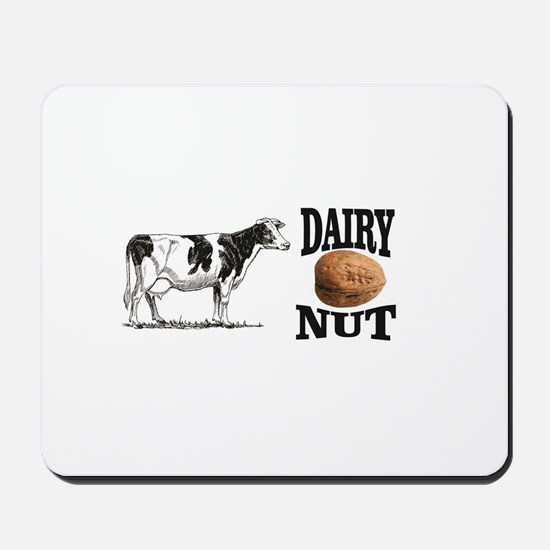 Dairy Nut Mousepad