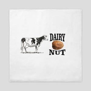Dairy Nut Queen Duvet