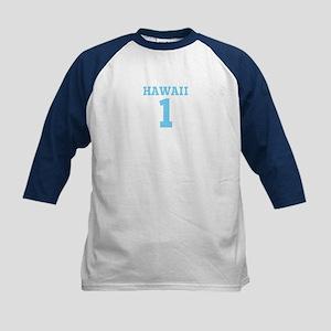 HAWAII #1 Kids Baseball Jersey