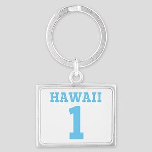 HAWAII #1 Landscape Keychain