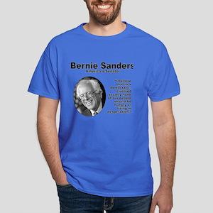 Sanders: Civilized Dark T-Shirt