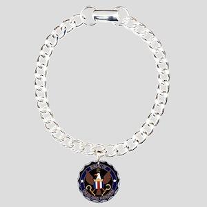 Bureau of Unexplained Ph Charm Bracelet, One Charm