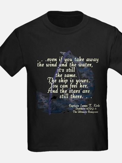 KirkSailingShipdk T-Shirt