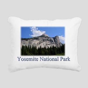 Landscape picture of Yos Rectangular Canvas Pillow