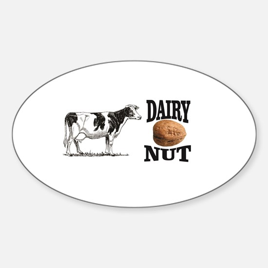 Dairy Nut Decal