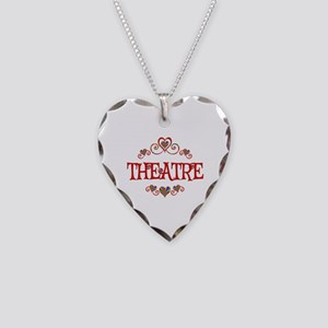 Theatre Hearts Necklace Heart Charm